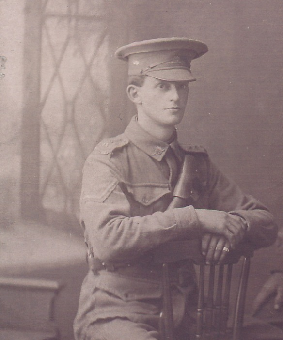 Lt. Farncis Hoartio Faddy was born April 2 1894 in Sydney. The son of Francis Horace and Eda Linda Faddy. He was educated at Newnes NSW and was living in Wollongong at the outbreak of WW1. He was wounded at 'Chess Board' in front of Popes Hill at Gallipoli on May 3rd 1915, after his head and throat wounds were bandaged he returned to the front line. After some time he was sent back to the aid station. He was never seen again. He was the Signals Officer for the 13th Battalion and is remembered in their history as the man who built up that units, '... wonderful esprit de corps, that the 13th Signallers were more famous for than any other similar unit in the A.I.F.' He was 21 at the time of his death.