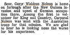 Kiama Independent. 6 March 1915.