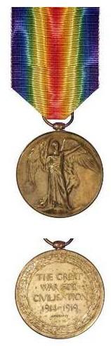 Victory Medal.