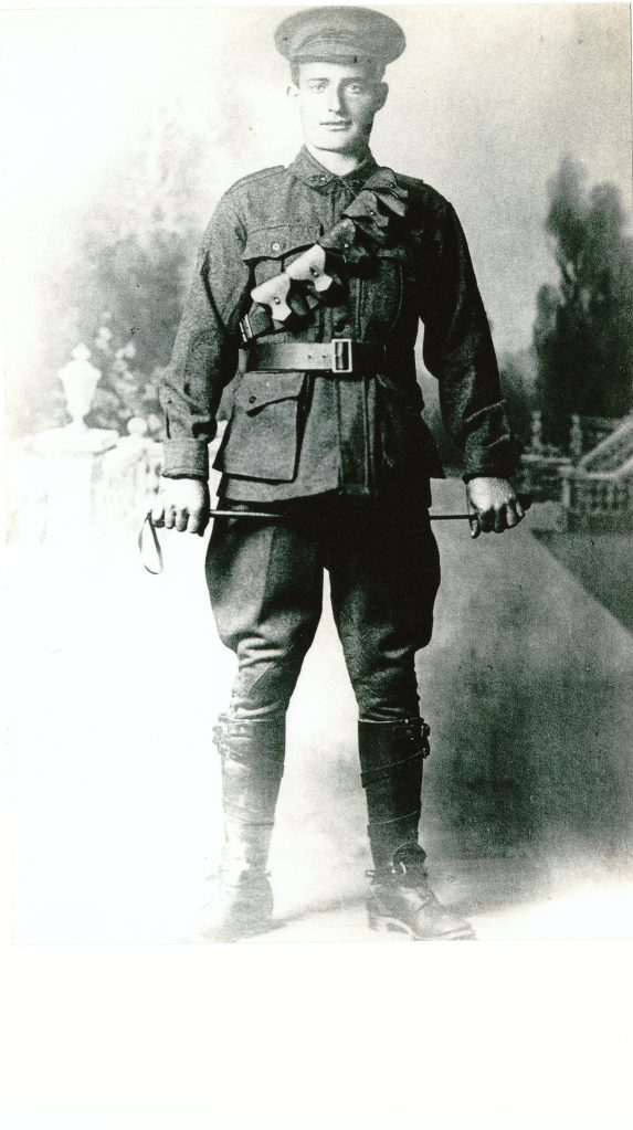 William Michael George 1914/15.